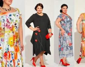 6 Порад з вибору сукні великого розміру фото