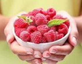 8 Кращих рецептів страв з малини фото