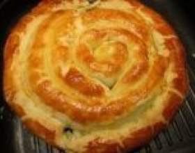 Апетитна випічка з сиру - легкі рецепти фото