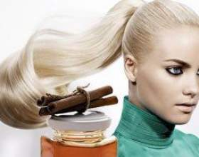 Ароматні маски для волосся з кориці і меду фото