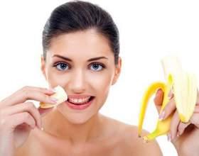 Бананові маски для обличчя - народний рецепт фото