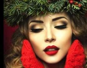 Бездоганний новорічний макіяж - маленькі секрети краси фото