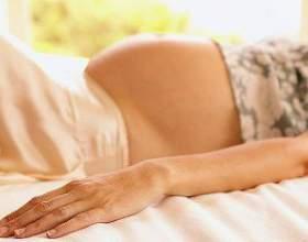 Болі на ранніх термінах вагітності фото
