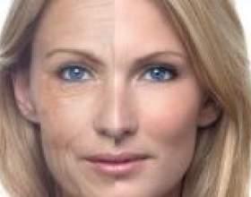 Що таке старіння, і які інгредієнти повинна містити антивікова косметика? фото