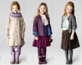 Дитячі розміри одягу для викрійок фото