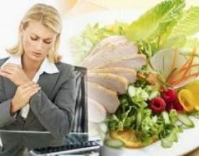 Дієта при артриті суглобів: основні принципи лікувального харчування фото