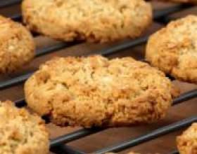 Домашнє вівсяне печиво готуємо до улюбленого напою фото