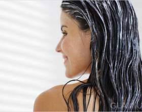 Домашні маски для зміцнення волосся фото