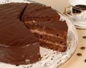 Готуємо бісквітний торт з покроковим рецептами фото