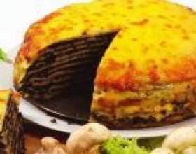 Готуємо смачний печінковий торт за перевіреними рецептами фото