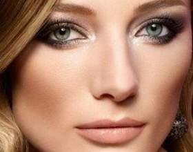 Ідеї   і варіанти денного макіяжу для зелених очей з покроковим фото фото