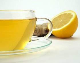 Імбир і лимон для схуднення фото