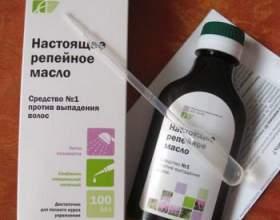 Інструкція по застосуванню реп`яхової олії для волосся від випадіння фото