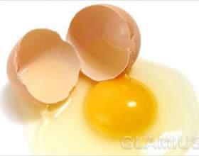 Яєчна маска для обличчя в домашніх умовах фото