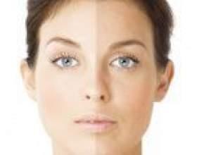 Ефективні відбілюючі маски для обличчя на основі доступних компонентів. Як відбілити особа рисовим льодом? Як зробити це за один день? фото