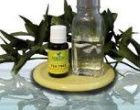 Ефірні масла від прищів, масло чайного дерева від прищів, як найефективніший з них. Як відрізнити натуральне масло від підробки фото