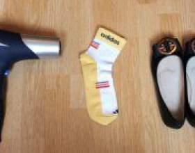 Як швидко розносити нові туфлі? фото