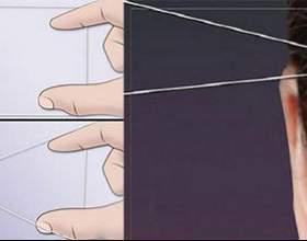 Як робити епіляцію ниткою в домашніх умовах + відео фото