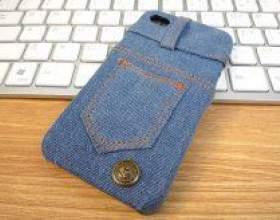 Як використовувати старі джинси? фото