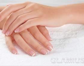 Як позбутися від шарування нігтів фото