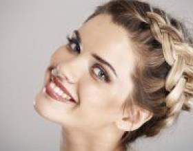 Як красиво прибрати волосся? фото