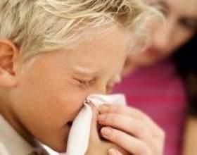 Як лікувати нежить у дитини фото