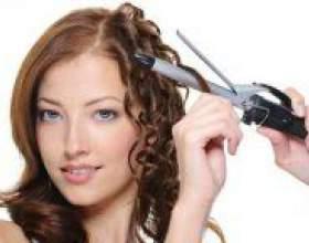 Як накрутити волосся на плойку? фото