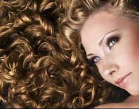 Як накрутити волосся на плойку фото