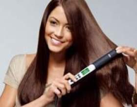 Як накрутити волосся праскою: 4 способи фото