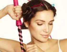 Як накрутити волосся в домашніх умовах? фото