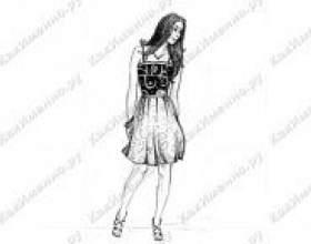Як намалювати дівчину в повний зріст? фото