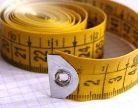 Як визначити розмір одягу? фото