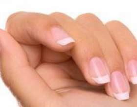 Як відбілити нігті в домашніх умовах? фото