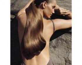 Як відростити довге волосся фото