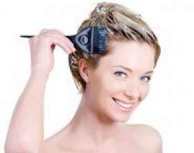 Як пофарбувати волосся тоніком? фото