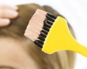 Як пофарбувати волосся в домашніх умовах фото