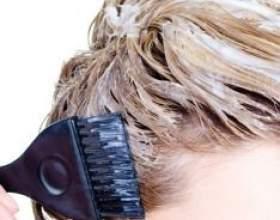 Як пофарбувати волосся в домашніх умовах? фото