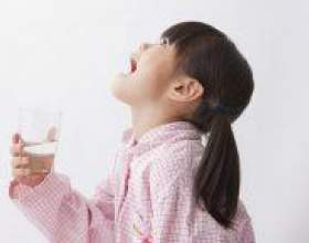 Як полоскати горло содою? фото
