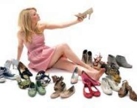 Як правильно підібрати взуття? фото