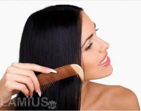 Як правильно розчісувати волосся фото