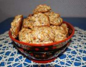 Як приготувати дієтичне вівсяне печиво? фото