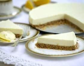 Як приготувати сирний тортик - чізкейк і його кращі варіанти фото