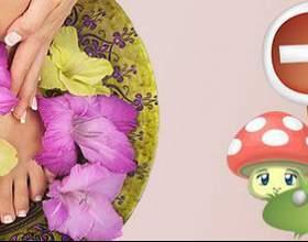 Як приготувати ванночку для ніг від грибка стопи фото