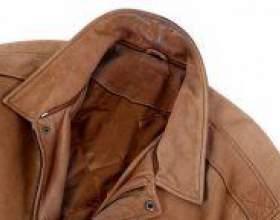 Як розтягнути шкіряну куртку? фото