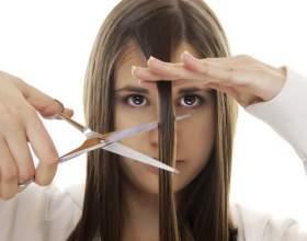 Як самостійно підстригти чубчик: варіанти. Як красиво і рівно підстригти косу, пряму, рвану чубок самостійно? фото