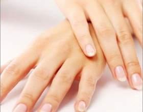 Як зберегти пальці рук від зморшок фото