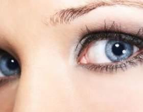 Як зробити макіяж для сіро-блакитних очей? фото