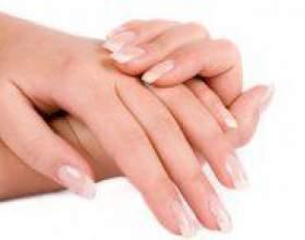 Як зробити нігті білими? фото
