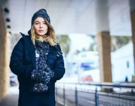 Як створити яскравий зимовий образ фото