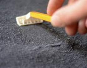 Як видалити катишки з одягу? фото